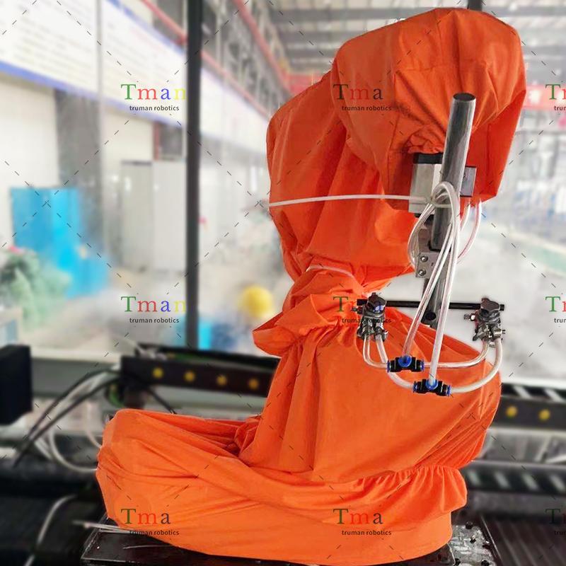 广数GSK RH06A喷涂机器人防护服