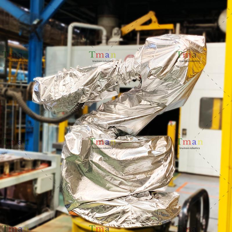 机器人隔热服的使用及保养