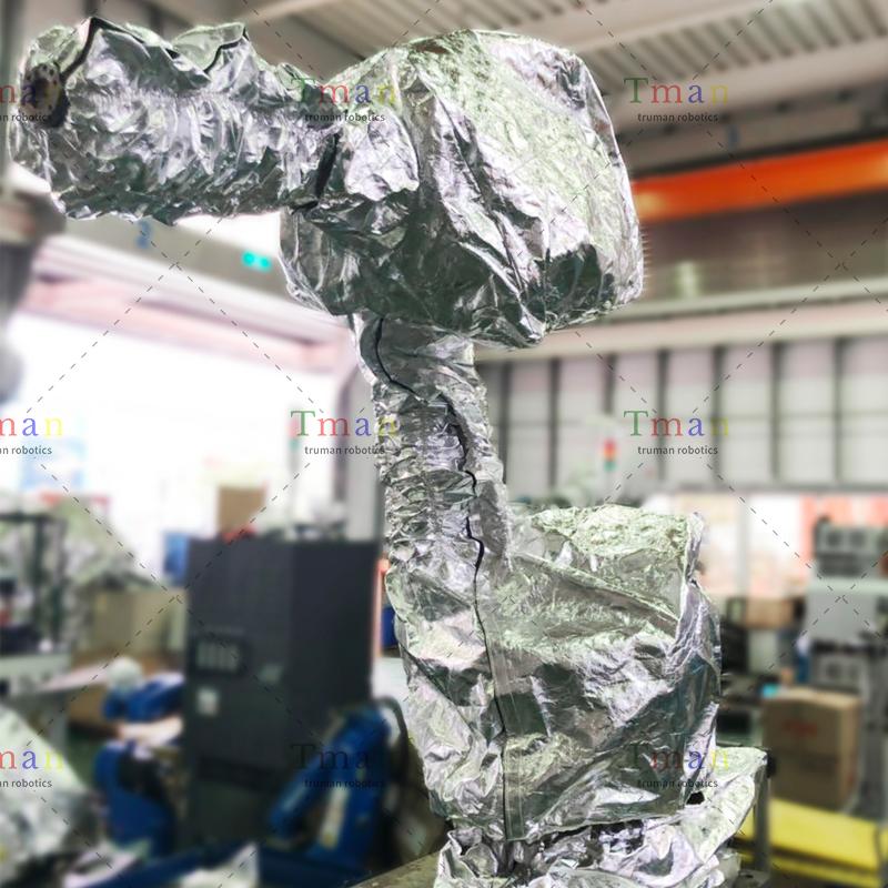 ABB IRB7600 耐高温阻燃防护服