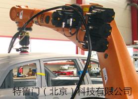 汽车配件打磨自动化系统集成 机器人打磨工作站