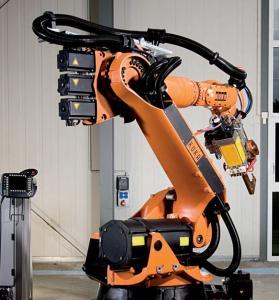 库卡KR210焊接机器人管线包