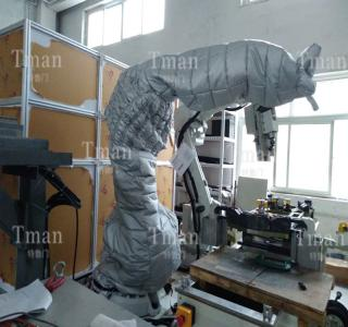 ABB4600-2.55恒温机器人防护服