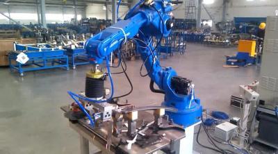 车门焊缝打磨机器人