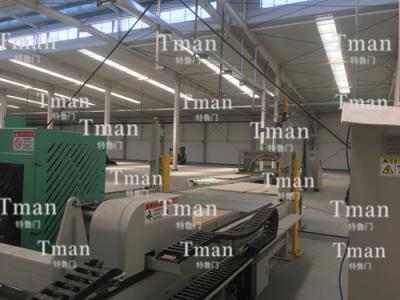 SMC板材自动生产线