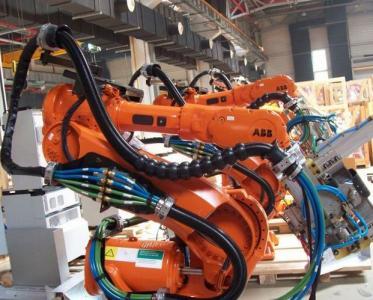 ABB IRB 6640 焊接机器人管线包