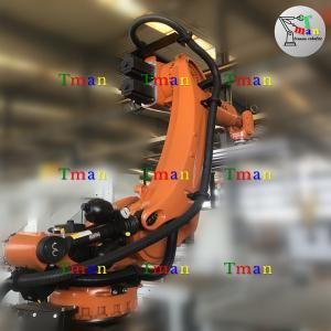 库卡KR210R2700extra机器人管线包